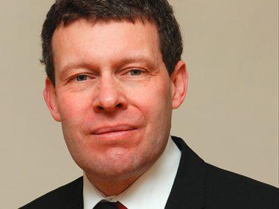 Portraitfoto Dr. med. Gregor Hilger